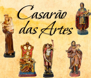 LEILÃO 1202 -  CASARÃO DAS ARTES - 27º LEILÃO DE ARTES E ANTIGUIDADES - TEL.: 21 41075479