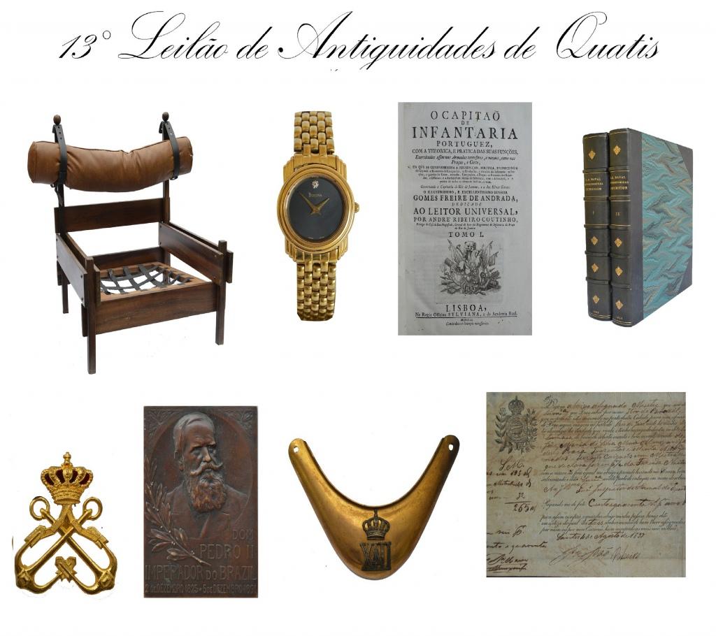 13º  LEILÃO DE QUATIS -  OUTUBRO DE 2014