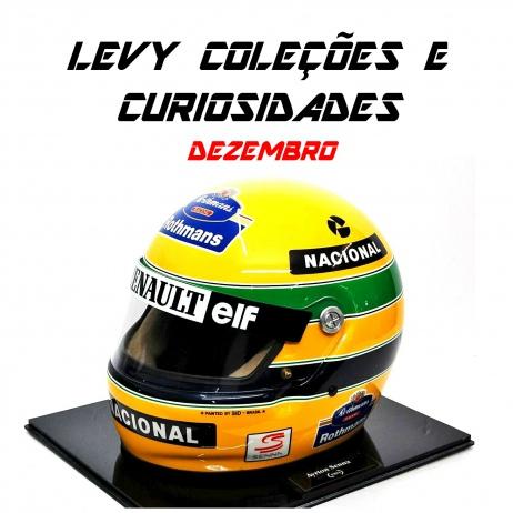 LEILÃO LEVY COLEÇÕES E CURIOSIDADES DEZEMBRO